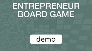 GoVenture Entrepreneur Board Game TUTORIAL VIDEO