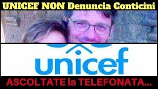 Telefonata ad Unicef - Perchè NON denuncia il cognato di Matteo Renzi?