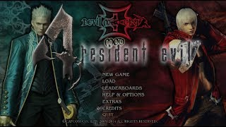 Resident Evil 4 - Devil May Cry MOD