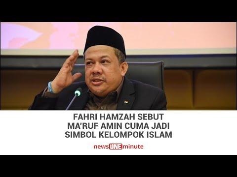 Fahri Hamzah Sebut
