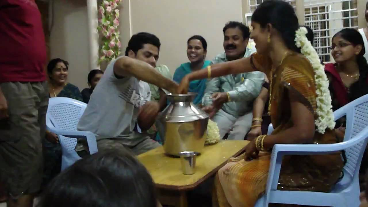 Vamshi Marriage Video