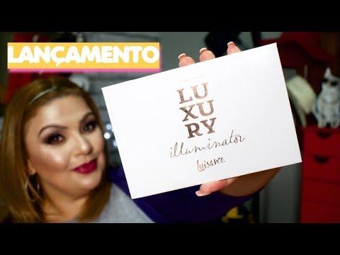 Testando paleta Luxury (Fashion Mimi)