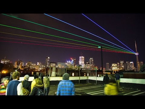 Scotiabank Nuit Blanche 2014 Highlights