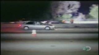 Major Car Crash Pile Up on The 405 Freeway (watch in HD)