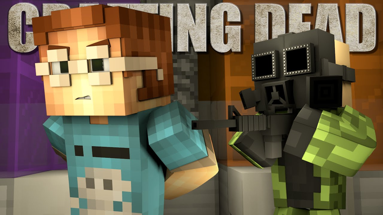 minecraft the crafting dead minecraft crafting dead quot change of plans quot 4 the 4966