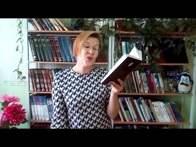 Изображение предпросмотра прочтения – НатальяТитова читает произведение «Вербочки» А.А.Блока
