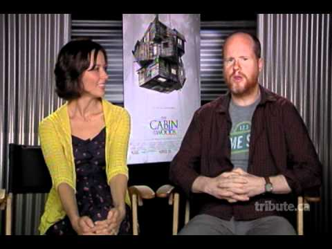 Joss Whedon Amy Acker The Cabin In The Woods Interview With Tribute