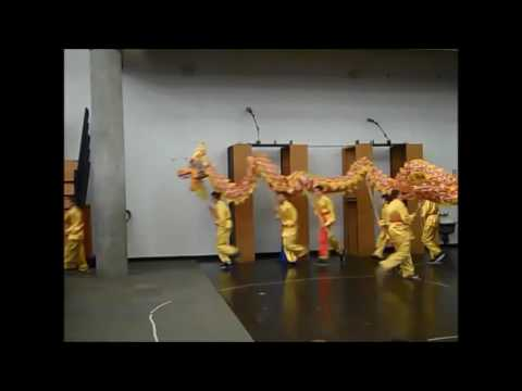 Akron STEM Middle School 2017 Chinese New Year Celebration