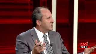 CHP'li İnce'den Arınç'a 'elebaşı' cevabı