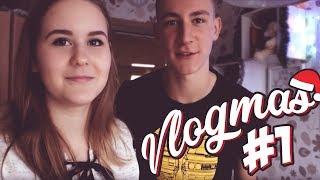 VLOGMAS #1 KALENDARZE ADWENTOWE || Katka Vlog