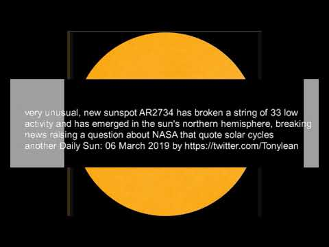 C1 3 solar flare erupts march 2019