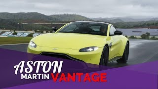 2019 Aston Martin Vantage mat watson carwow autocar diesel exterior volvo porsche coupe