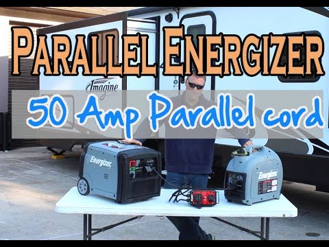 Paralleling Generators, Running Generators in Parallel