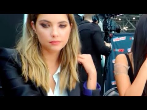 ashley benson being shady for 2 minutes