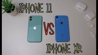 iPhone 11 VS iPhone XR   CONFRONTO COMPLETO