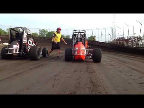 Push Truck Macon Speedway