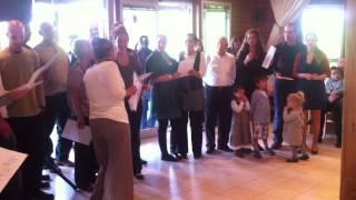 חתונה של אורי ואלעד השיר אחותי הקטנה