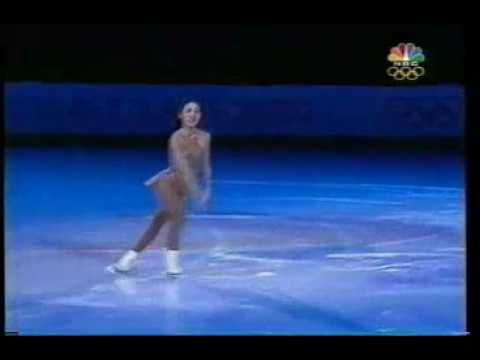 Fields of Gold As Skated by Michelle Kwan and Sung by David Archuleta