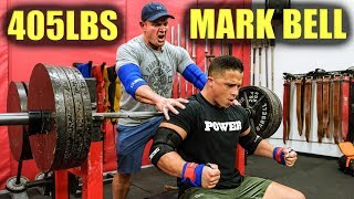 No Bench Press For A Year (WITH MARK BELL)