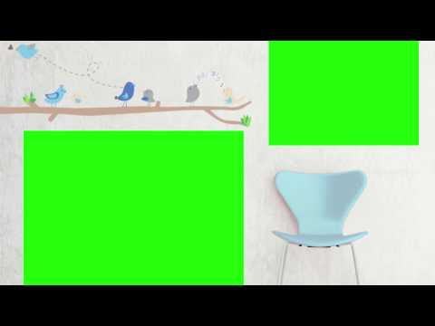 Free download HD background | Chroma key with green screen | Wedding photo frame