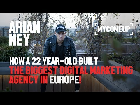 How A 22 year-old is Building The Biggest Digital Marketing Agency In Europe!