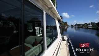26 North Yachts: 52 Sabre Cruiser Yacht for Sale - HD Video Tour