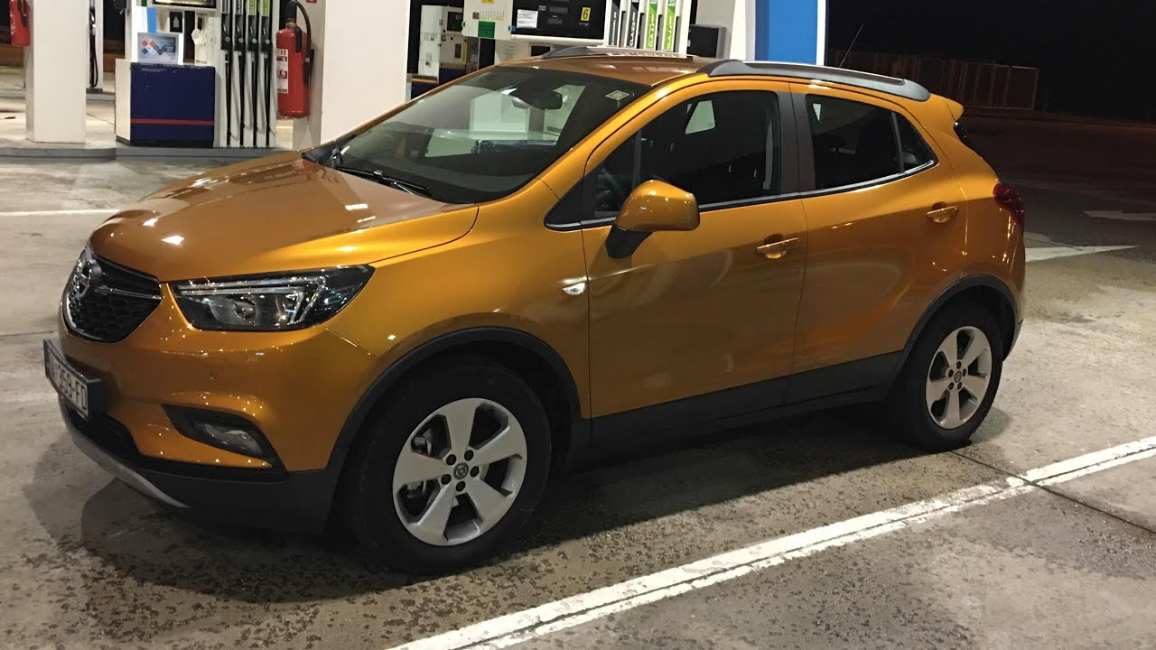 2016 opel mokka review