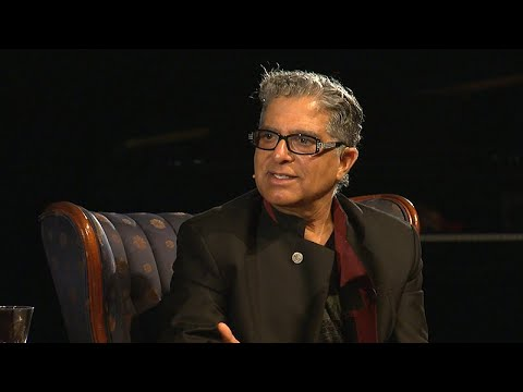 An Evening with Deepak Chopra - 2018 Writer's Symposium By The Sea