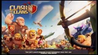 nada dering - clash of clans