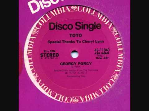 Toto Feat Cheryl LynnGeorgy Porgy