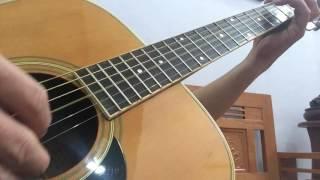 Nữa vầng trăng-Như Quỳnh-cover-guitar-solo