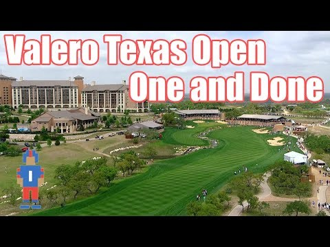 Valero Texas Open - One and Done