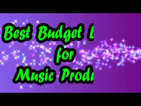 Best 5 Budget Laptops for Music Production 2018