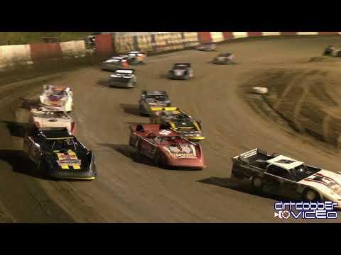 Pro Late Model Feature, East Bay Raceway Park, 11/16/19