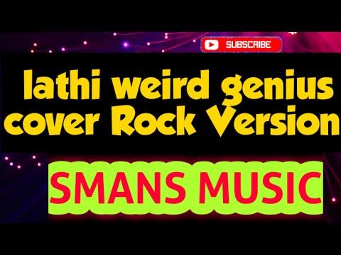 lathi-weird-genius-cover-versi-rock-keren
