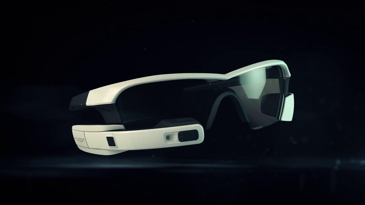 Recon Jet  Groundbreaking smart eyewear from Recon Instruments - YouTube a5399768c585