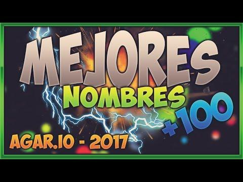 Mejores Clanes Y Nombres Raros Para Agar io - 2017