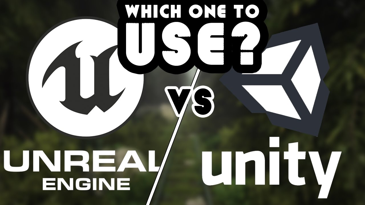 Unity 3D vs. Unreal Engine | Comparing Workflow, Graphics and MORE ...