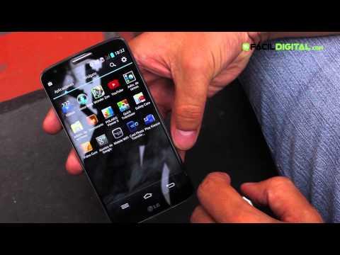 Conozca 6 funcionalidades únicas del LG G2