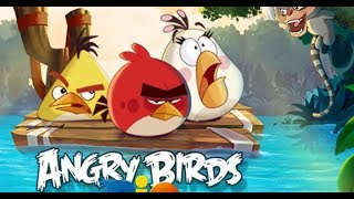 Angry Birds Rio  - Juegos Para Niños Pequeños - Angry Birds Cannon - Gameplay Walkthrough Part 3