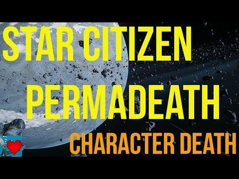 Star Citizen Perma Death & Future