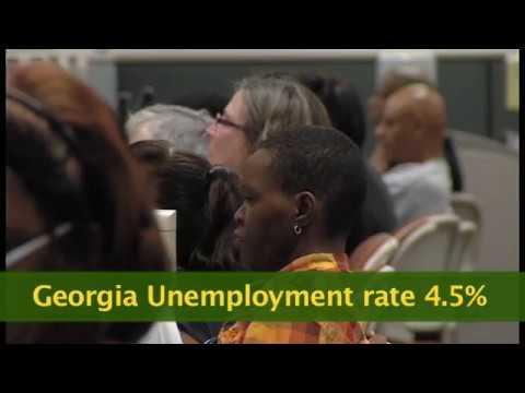 March 2018 Georgia Job Market Report