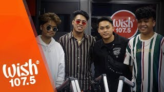 "Allmo$t performs ""Dalaga"" LIVE on Wish 107.5 Bus"