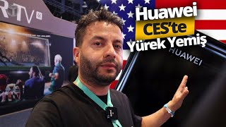 Yasaklı ama Amerika'da: Huawei Mate 30 Pro 5G!