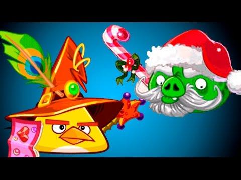 Мультик ИГРА для детей Энгри Бердс Прохождение ИГРЫ Angry Birds Epic 63 Плохие свинки #КРУТИЛКИНЫ