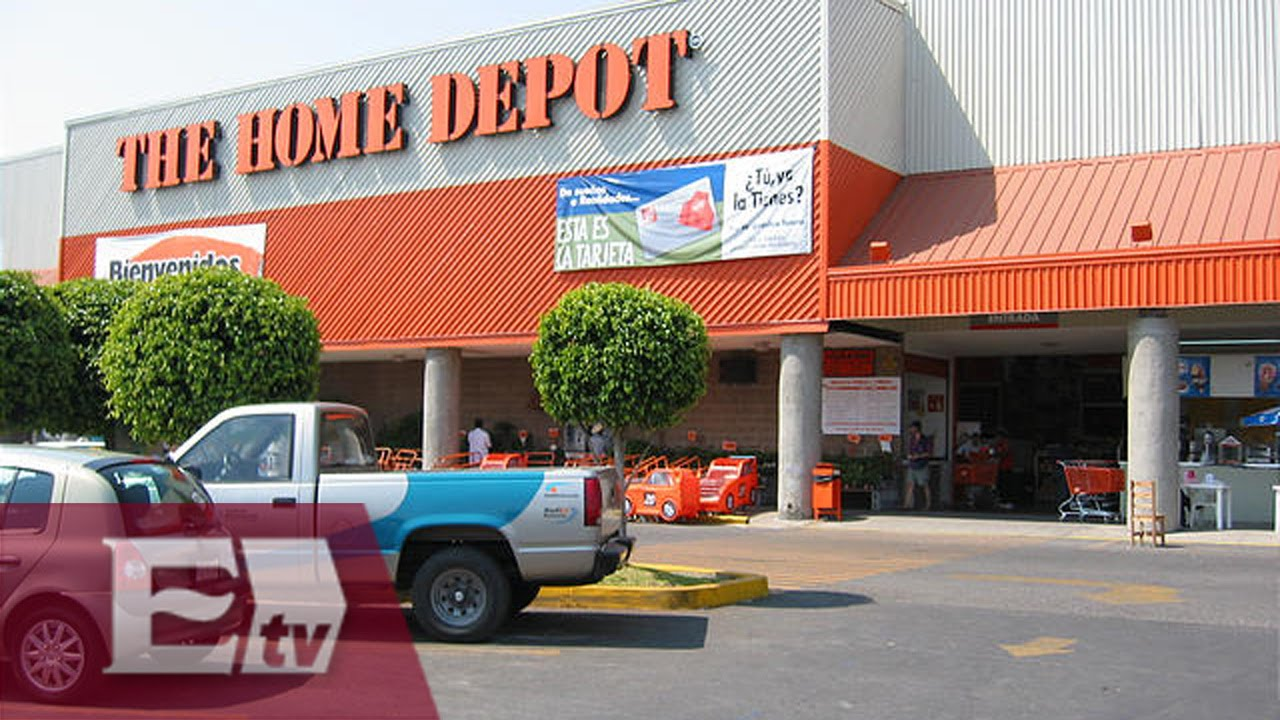 The home depot abrir en m xico cinco nuevas sucursales for Oficinas de youtube mexico