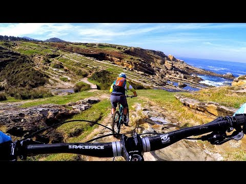 BACK TO BASQUE COUNTRY | Mountain Biking with BasqueMTB on the Basque Coast