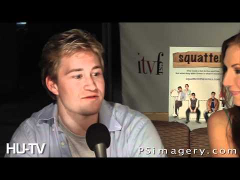 ITV FEST - Squatters Interview Part 1 with Brendan Bradley and Cooper Harris Part 1