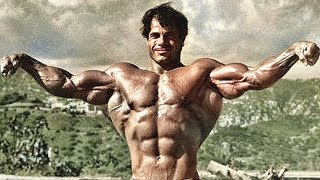 Franco Columbu R.I.P 🙏 - Tribute Video