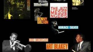 ART BLAKEY & THE JAZZ MESSENGERS .The Drum Thunder Suite